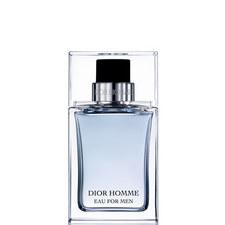Dior Homme Eau for Men, the shaving riual 100ml