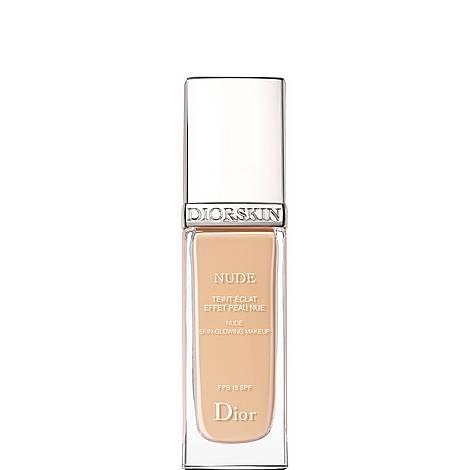 Diorskin Nude Fluid Foundation, ${color}