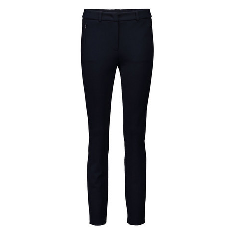 Sally Slim Fit Trousers, ${color}