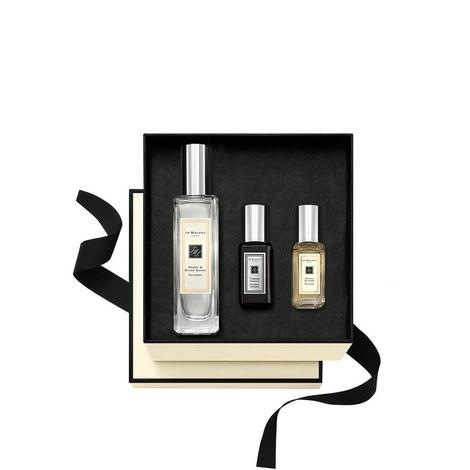 Peony & Blush Suede Fragrance Combining Trio, ${color}