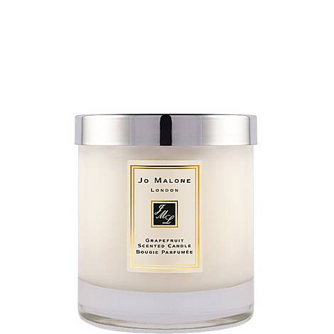 Grapefruit Home Candle 200g, ${color}