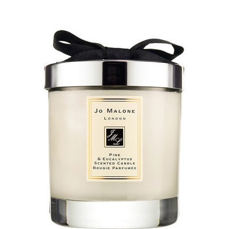 Pine & Eucalyptus Home Candle, ${color}