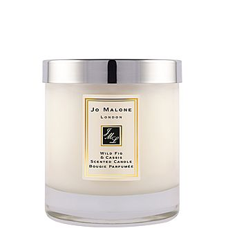 Wild Fig & Cassis Home Candle 200g