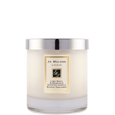 Lime Basil & Mandarin Home Candle 200g