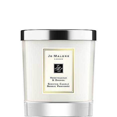 Nectarine Blossom & Honey Home Candle 200g, ${color}
