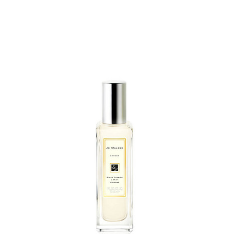 White Jasmine & Mint Cologne 30ml, ${color}