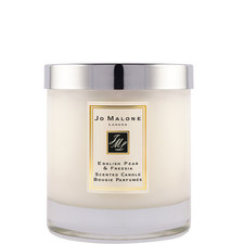English Pear & Freesia Home Candle 200g
