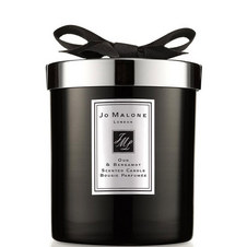 Oud & Bergamot Home Candle 200g