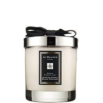 Green Tomato Leaf Home Candle 200g