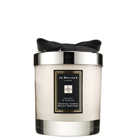 Incense & Embers Home Candle 200g, ${color}