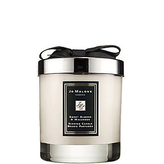 Sweet Almond & Macaroon Home Candle 200g