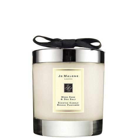 Wood Sage & Sea Salt Home Candle, ${color}