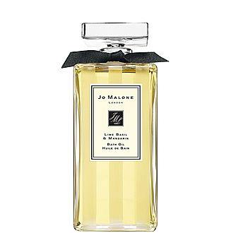 Lime Basil & Mandarin Bath Oil 200ml