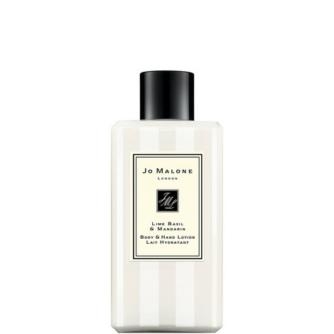 Lime Basil & Mandarin Body & Hand Lotion 100ml, ${color}