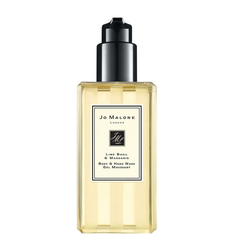 Lime Basil & Mandarin Body & Hand Wash 250ml, ${color}