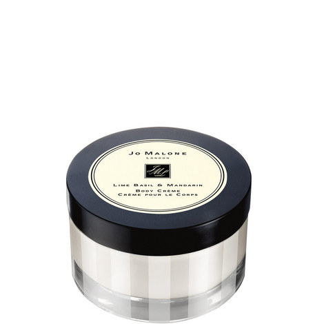 Lime Basil & Mandarin Body Crème 175ml, ${color}