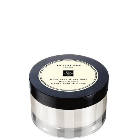 Wood Sage & Sea Salt Body Crème, ${color}