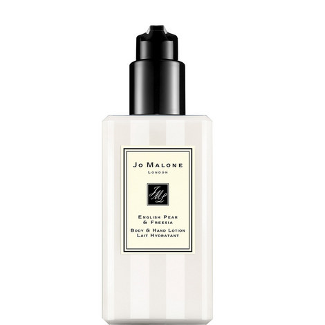 English Pear & Freesia Body Hand Lotion 250ml, ${color}