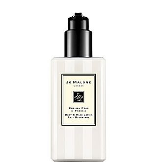 English Pear & Freesia Body Hand Lotion 250ml