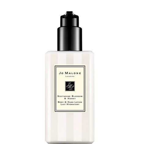Nectarine Blossom & Honey Body & Hand Lotion 250ml, ${color}
