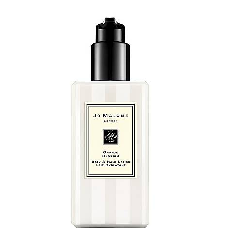 Orange Blossom Body & Hand Lotion 250ml, ${color}