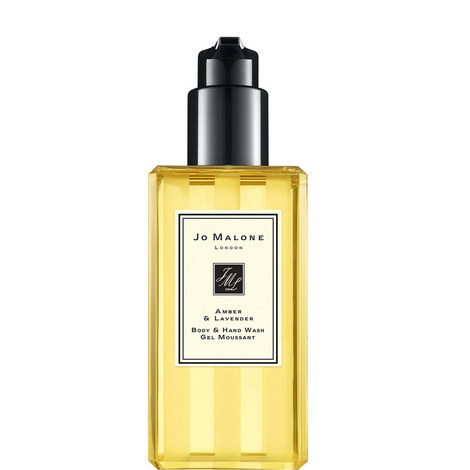 Amber & Lavender Body & Hand Wash 250ml, ${color}