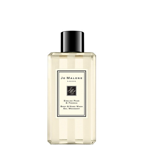 English Pear & Freesia Body & Hand Wash Gel 250ml, ${color}