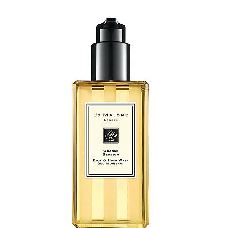 Orange Blossom Body & Hand Wash 250ml, ${color}