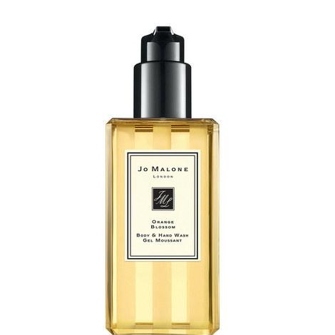 Orange Blossom Body & Hand Wash 250ml, ${color}
