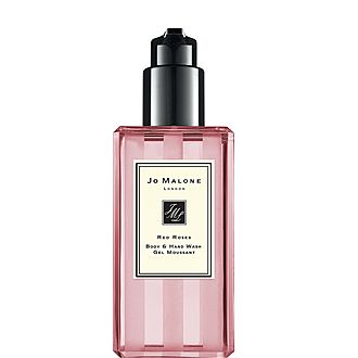 Red Roses Body & Hand Wash 250ml