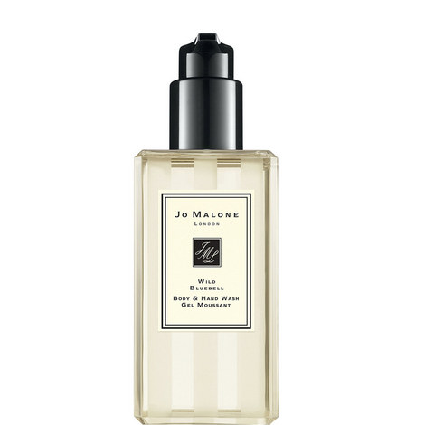 Wild Bluebell Body & Hand Wash 250ml, ${color}