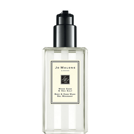 Wood Sage & Sea Salt Body & Hand Wash 250ml, ${color}