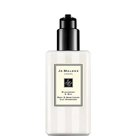 Blackberry & Bay Body & Hand Lotion 250ml, ${color}