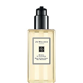 Mimosa & Cardamom Body & Hand Wash 250ml