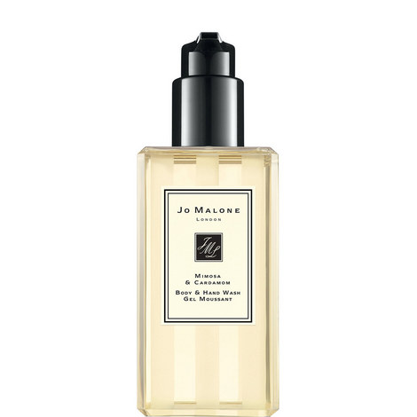 Mimosa & Cardamom Body & Hand Wash 250ml, ${color}
