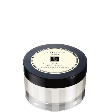Mimosa & Cardamom Body Crème 175ml, ${color}