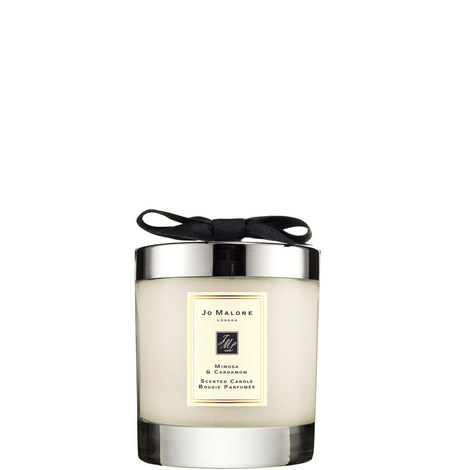 Mimosa & Cardamom Home Candle, ${color}