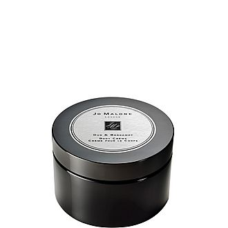 Oud & Bergamot Cologne Intense Body Crème 175ml
