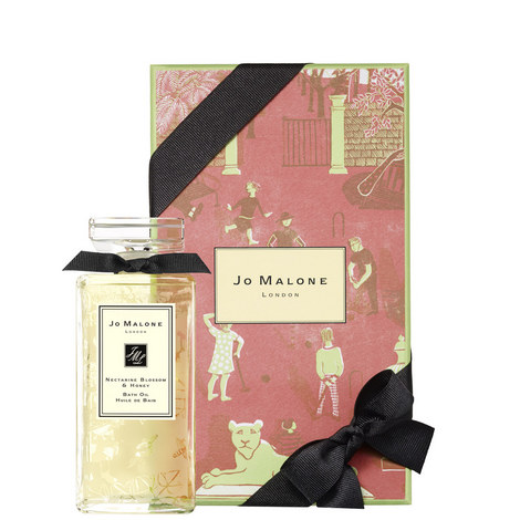 Marthe Armitage Collection Nectarine Blossom & Honey Bath Oil 200ml Limited Edition, ${color}
