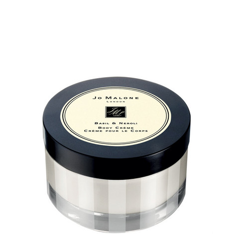 Basil & Neroli Body Crème, ${color}