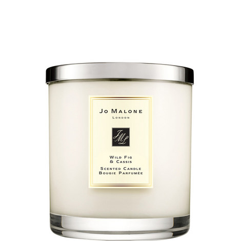 Wild Fig & Cassis Luxury Candle, ${color}