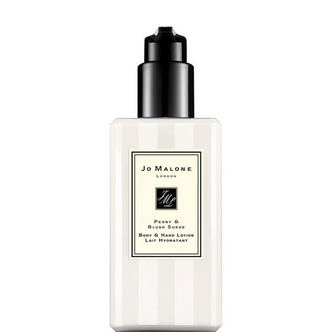Peony & Blush Suede Body & Hand Lotion 250ml, ${color}