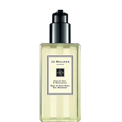 English Oak & Redcurrant Body & Hand Wash 250ml, ${color}