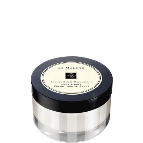English Oak & Redcurrant Body Crème 175ml, ${color}