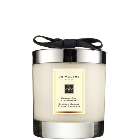 English Oak & Redcurrant Home Candle, ${color}