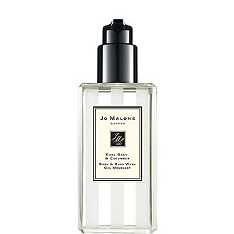 Earl Grey & Cucumber Body & Hand Wash 250ml