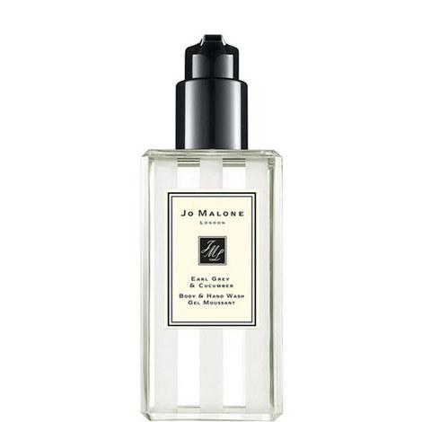 Earl Grey & Cucumber Body & Hand Wash 250ml, ${color}