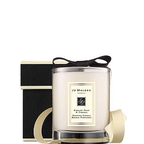 English Pear & Freesia Travel Candle, ${color}