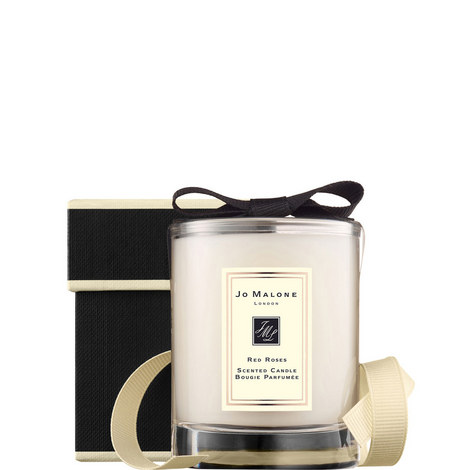 Red Roses Travel Candle, ${color}