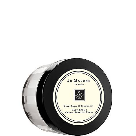 Lime Basil & Mandarin Body Crème 50ml, ${color}